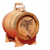 Wine-oak-barrels